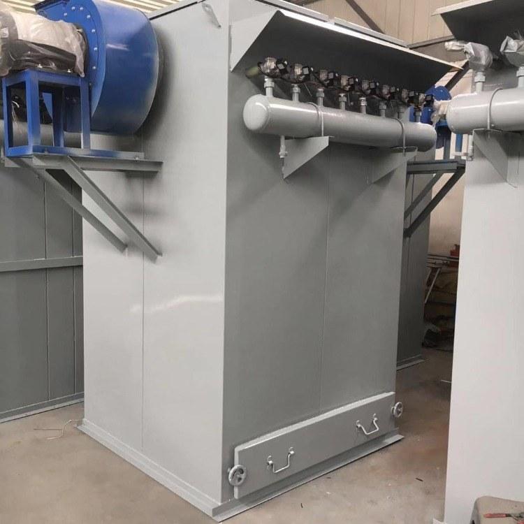 翔鸣环保生产 单机布袋除尘器 破碎机用脉冲布袋除尘器 环保设备