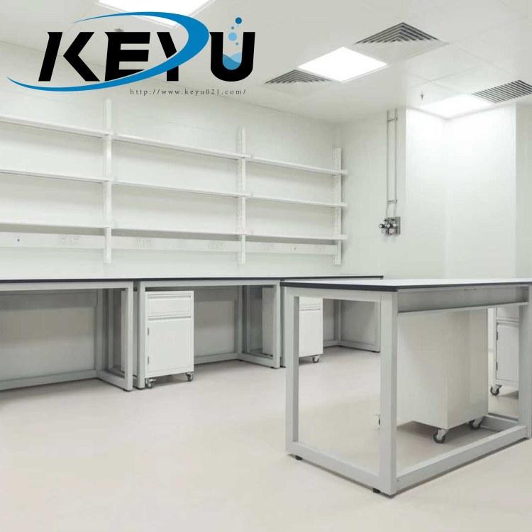杭州净化实验室装修 环保实验室设计 实验室家具批发