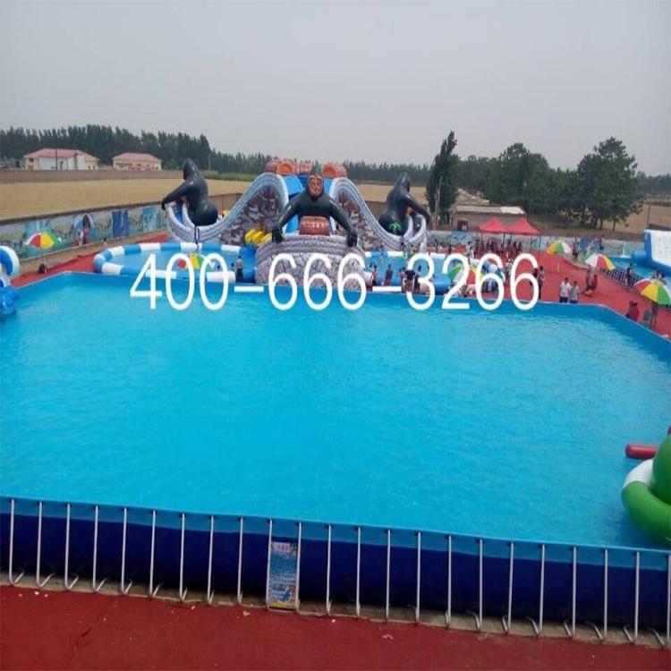 大型水上闯关设备 水上乐园价格