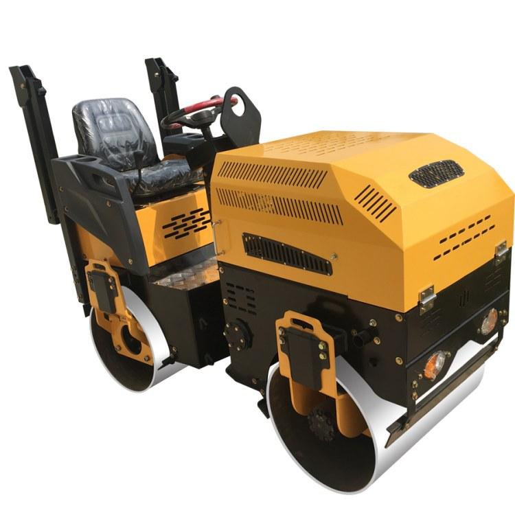 冠森1.5吨小型压路机价格表 销售小型压路机