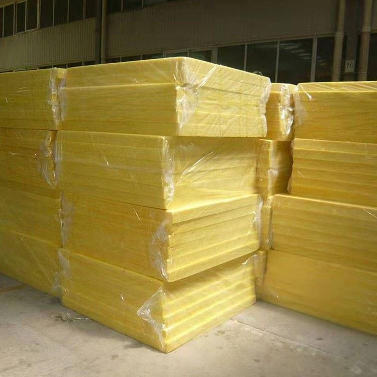 保温玻璃棉板 阻燃岩棉材料复合板 外墙保温材料复合板