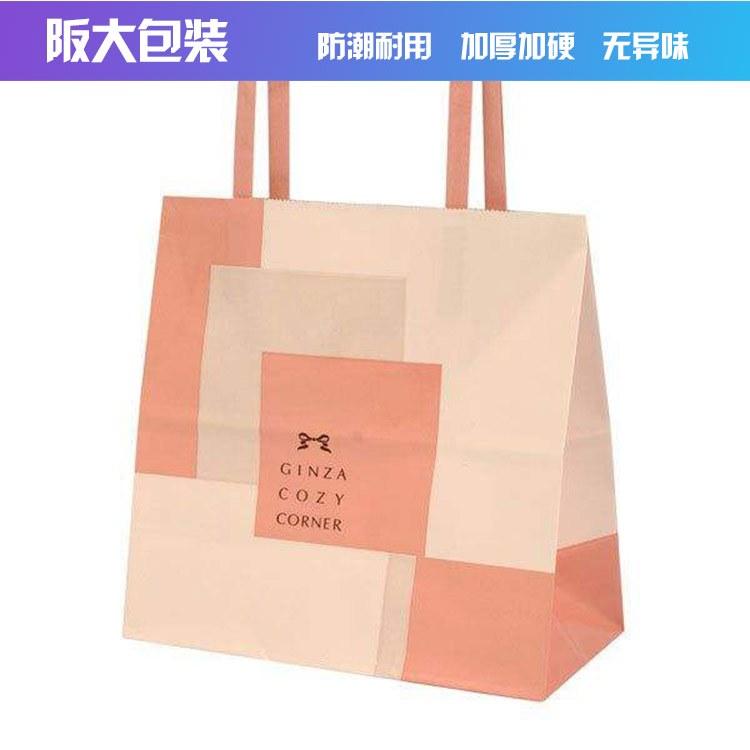 阪大礼品纸袋手提袋高档时尚礼品袋打包袋品质保障厂价直销