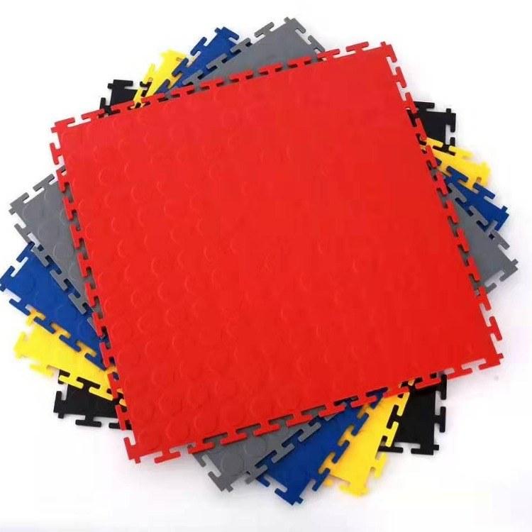 厂家直销车间 耐磨阻燃专业工业PVC地板价格耐冲击摩察系数大弹性高 柯奥品质优原装现货
