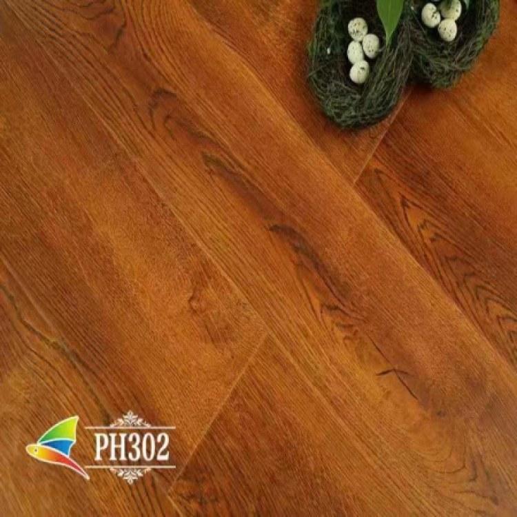 成都木地板厂家直销 CCTA强化木地板 工程地板可用代加工