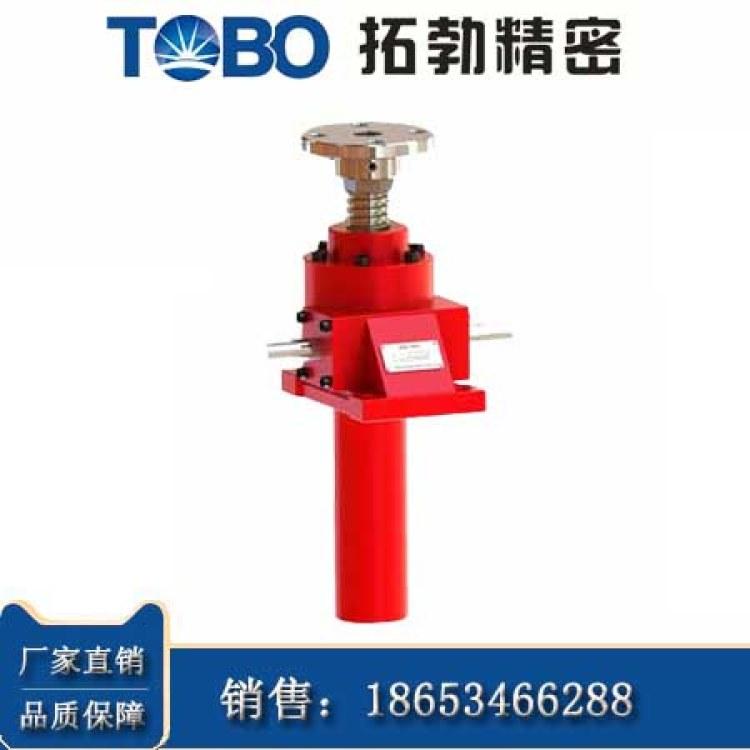 TP183螺旋丝杆升降机-拓勃-小型螺旋升降机-生产厂家