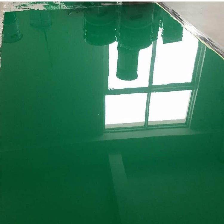 清洁耐磨型环氧地坪涂料双组份长期供应专业品质无缝防尘易于清洁