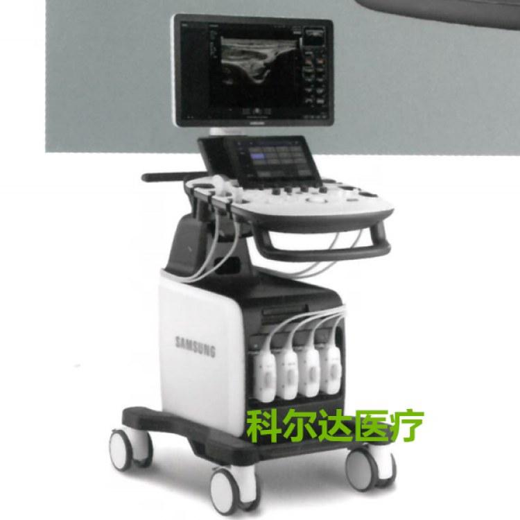 进口彩超机  HS60超声诊断系统