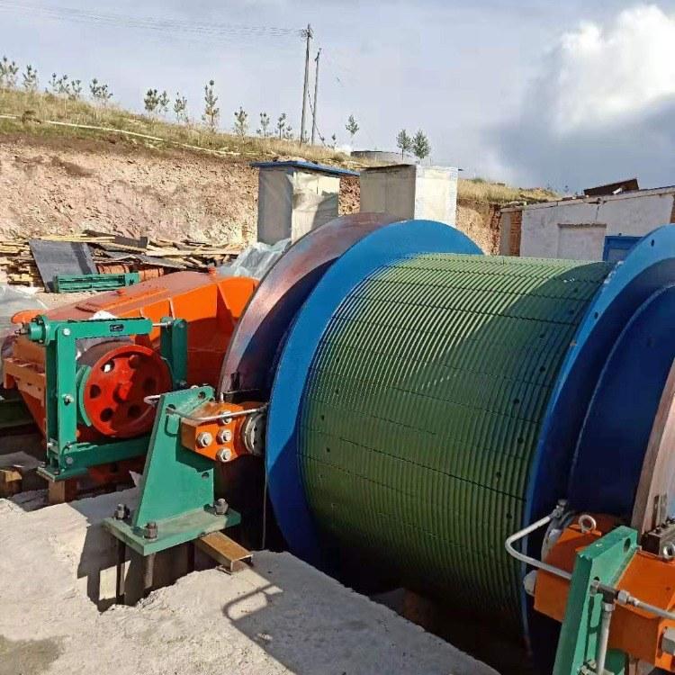 鹤壁星光矿机JK矿山提升设备JTPB变频绞车 TP1.6*1.5直销