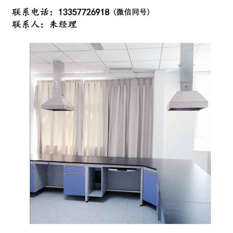不锈钢吸风罩实验室原子吸收罩排风系统厂家采购 实验室通风柜系统厂家