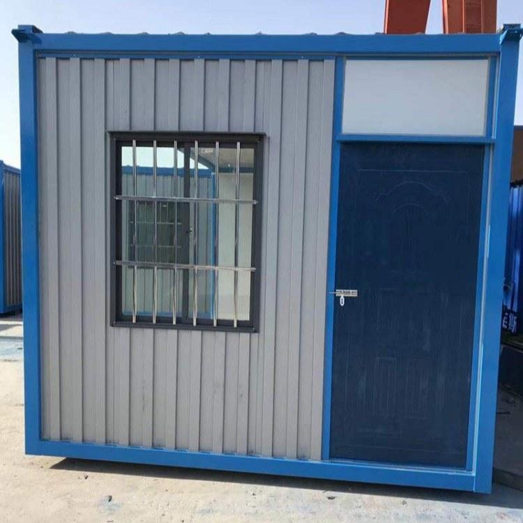 防火住人集装箱定制式房出租租赁 订做标准集装箱价格