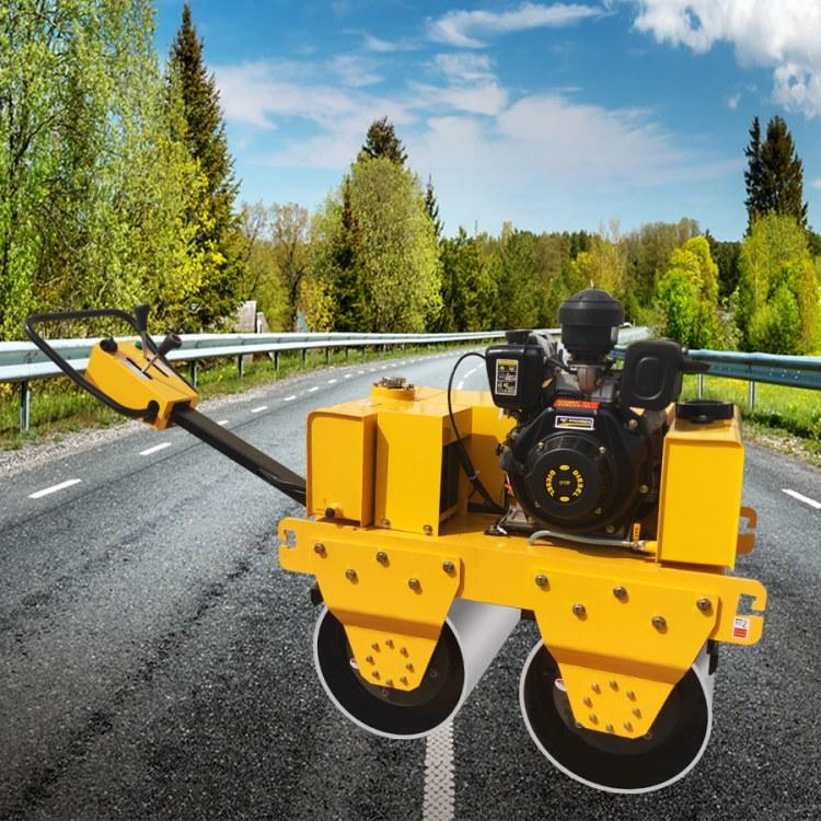 手扶压路机报价 通华机械1.5吨压路机价格多少