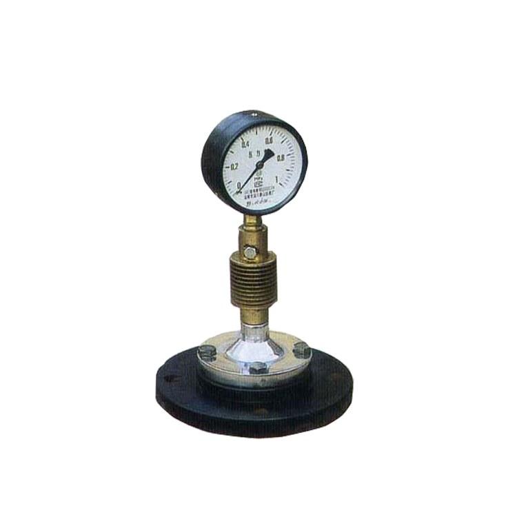 搪玻璃压力表 防腐蚀压力表 反应釜专用 现货供应 规格齐全