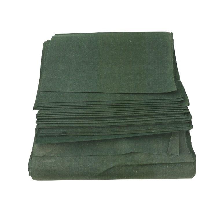 绿帆布 防水防雨帆布 耐磨抗撕拉 厂家直销