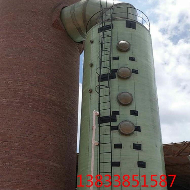管束式玻璃钢脱硫塔-金昌低排放用管束式玻璃钢脱硫塔厂家