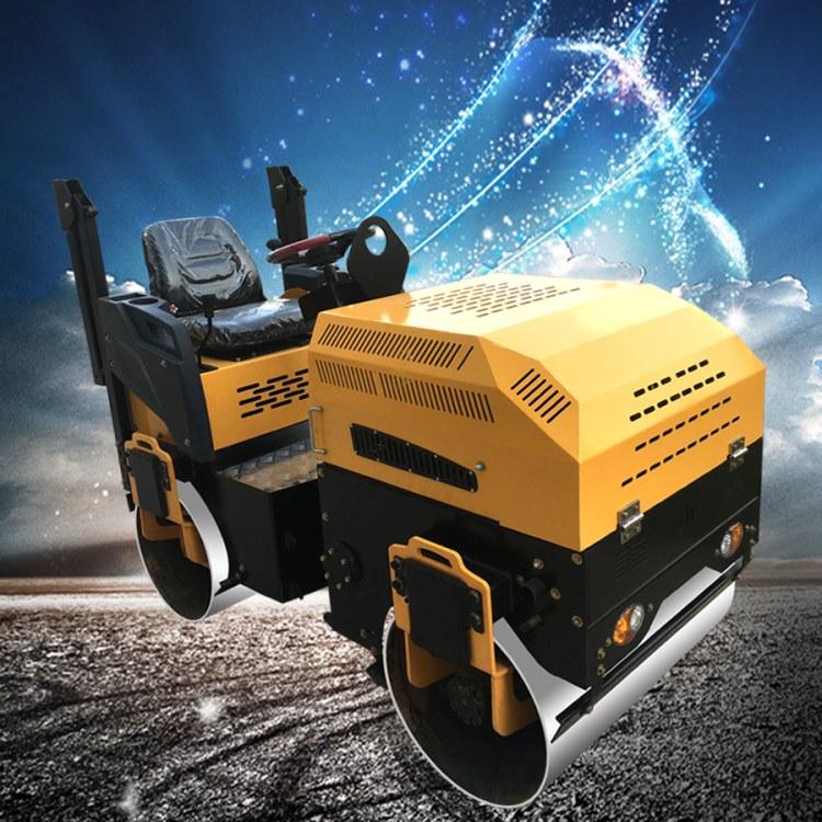 厂家供应小型压路机  冠森小型压路机价格表