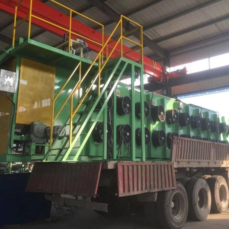 铭羽机械专业供应胶片冷却线 XPG-800/1000胶片冷却线型号规格报价
