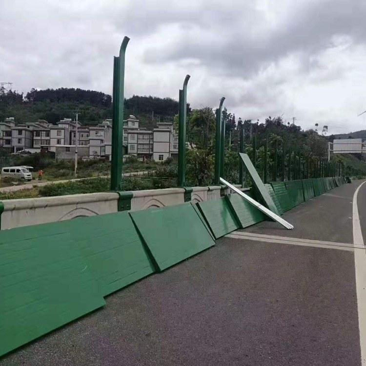 声屏障高度3.5米高速公路声屏障