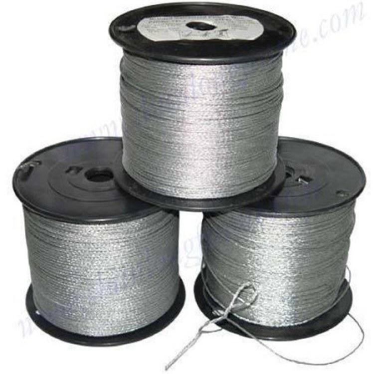 德力供应 304超细不锈钢钢丝绳 全细超软 304包胶涂塑钢丝绳