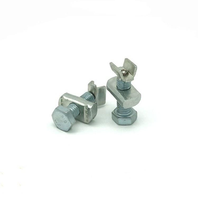 新鼎泰抗震支架配件 c型钢抗震配件 加强筋 V型加紧 V型加强筋