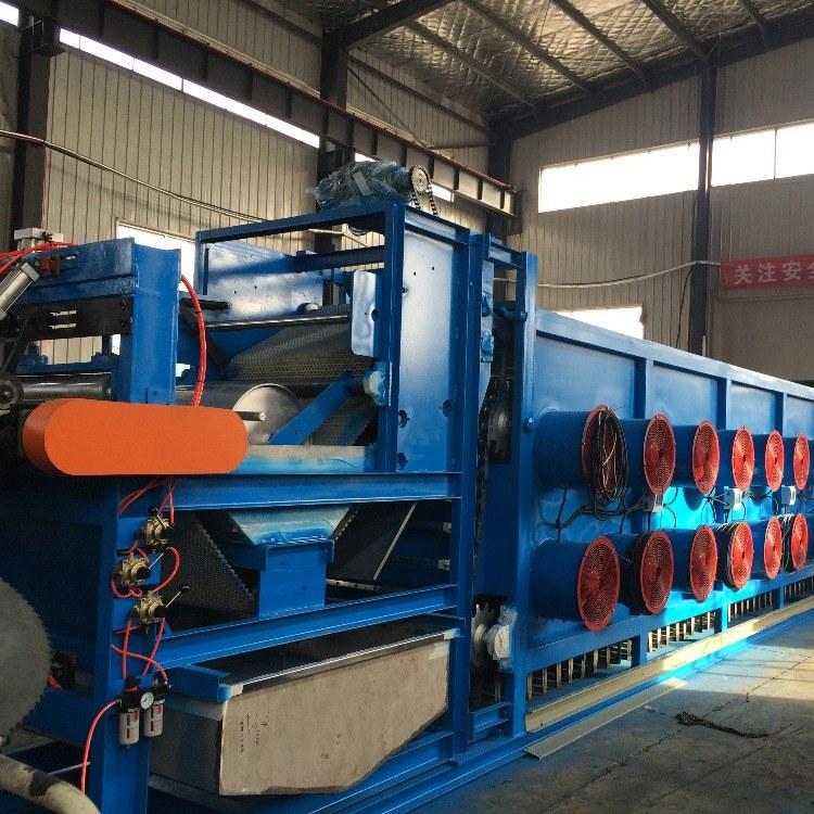 铭羽机械专业供应型号XPG-600/700自动摆胶胶片冷却线 胶片冷却线规格/品牌/价格