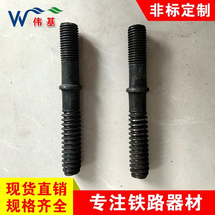 铁路矿用安全防护防腐螺旋道钉 镀锌螺旋道钉批发 加工定做