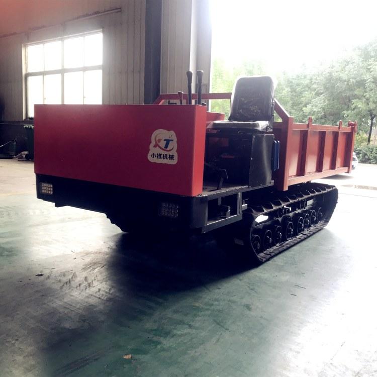 3吨履带运输车 小型林业履带拖拉机 爬坡虎 工地搬运车 沙石木柴运输设备