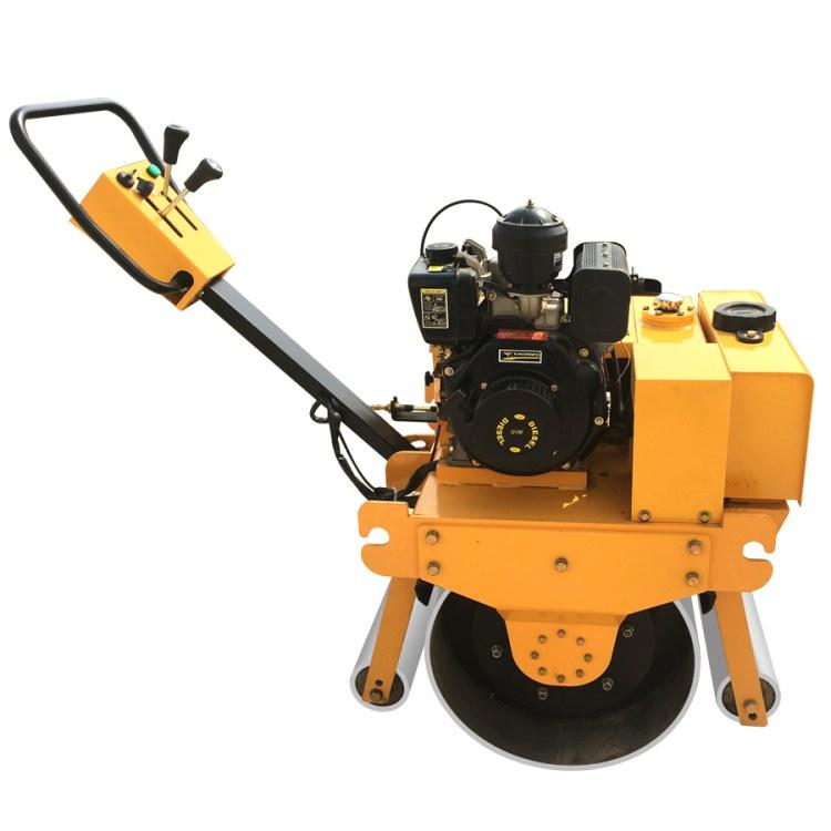 手扶小型压路机 通华单钢轮小型压路机参数