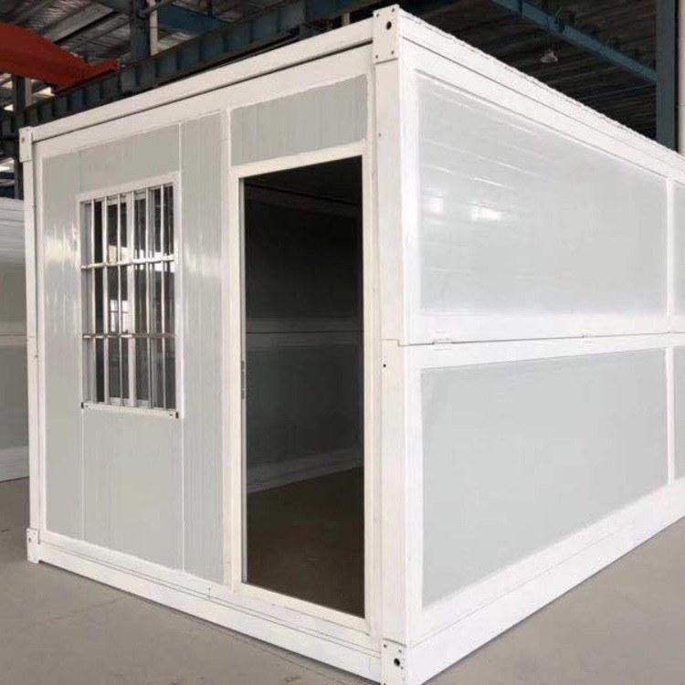 合肥连通房活动房可折叠式住人集装箱租售