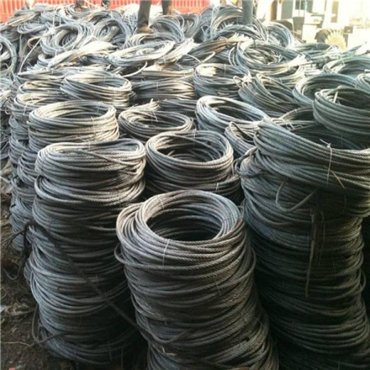 德力供应 涂塑钢丝绳 全透明包塑钢丝绳 2.0mm带胶皮304吊灯防护绳