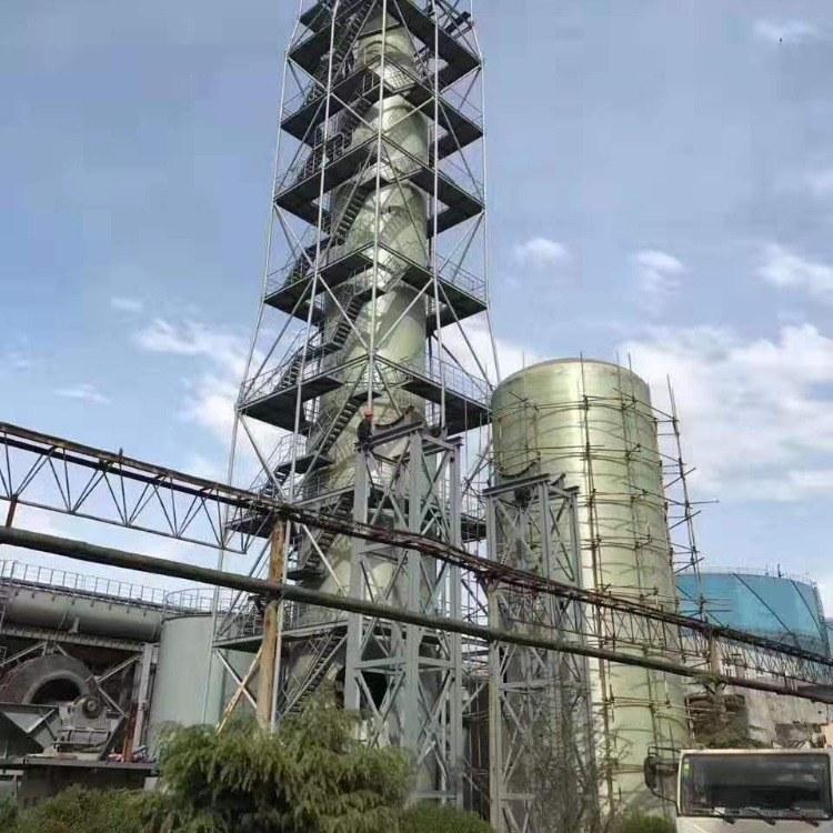 化工 废气处理设备 锅炉脱硫脱硝 电厂 砖厂 烟气脱硫除尘脱白设备