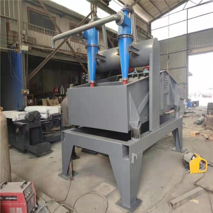 高频脱水筛机  选矿煤厂砂石料厂专用 秦隆机械设备厂家直发