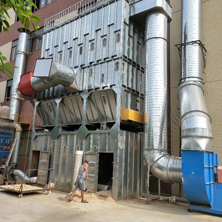 佛山环保厂家生产直销 单机脉冲收尘器 环保设备脉冲除尘器 工业袋式除尘器