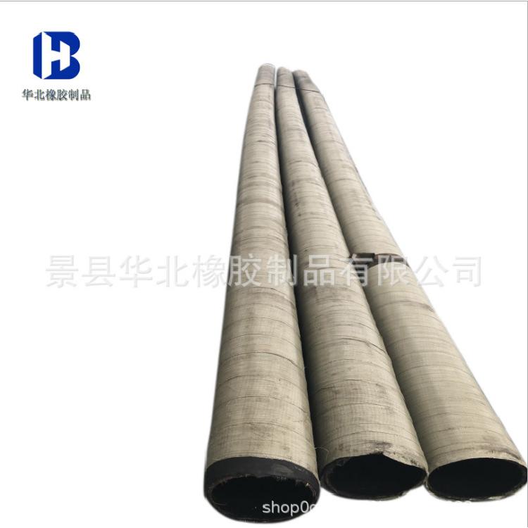 厂家批发  大口径胶管  大口径钢丝管  打井胶管