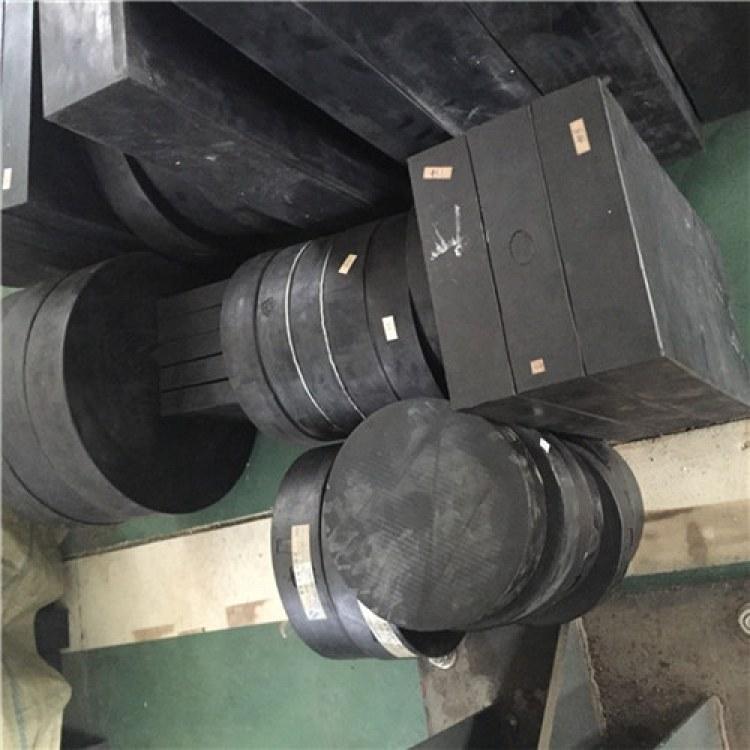 预制梁用板式橡胶支座 GYZF4桥梁橡胶支座200*44价格