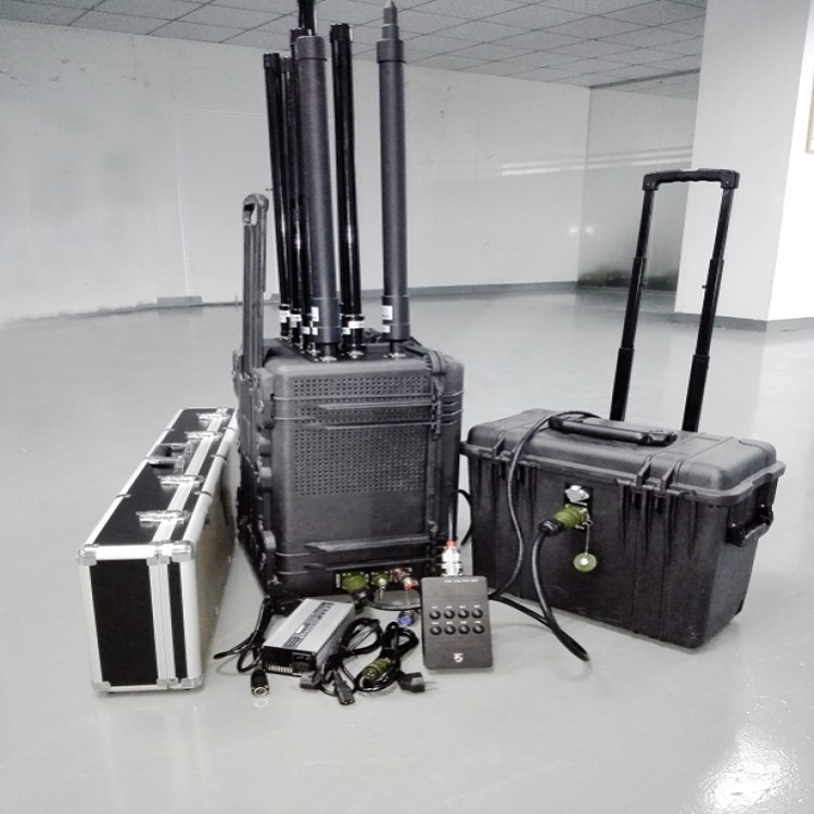 JYS-DP8001大功率拉杆箱式信号干扰仪屏蔽器