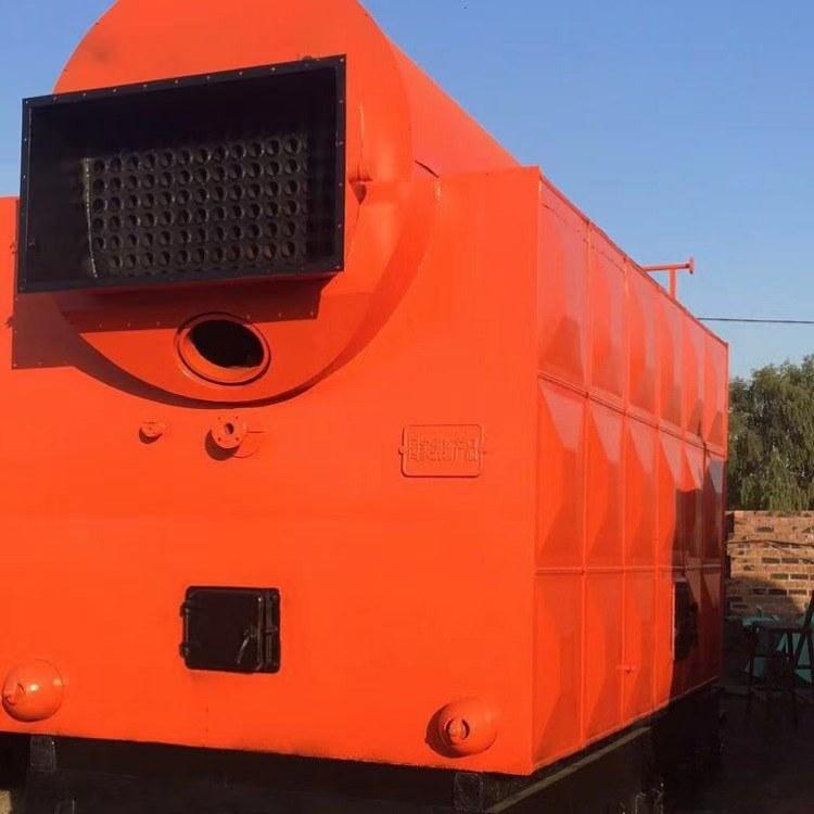 辽宁隆发二手锅炉 沈阳生物质锅炉回收 2吨生物质颗粒蒸汽厂家直供