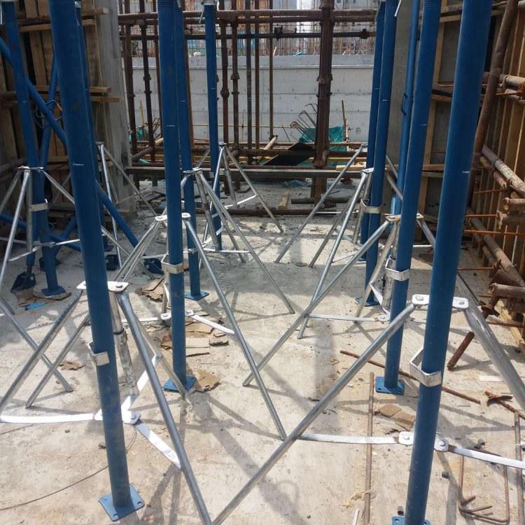 pc叠合板支撑架  墙板新型调节支撑杆价格  浙江U型托支柱 兴宽紧固件