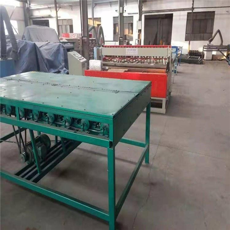 百康 建筑网焊网机 铁丝网焊网机 1米网片排焊机 钢筋网焊网机 厂家定做