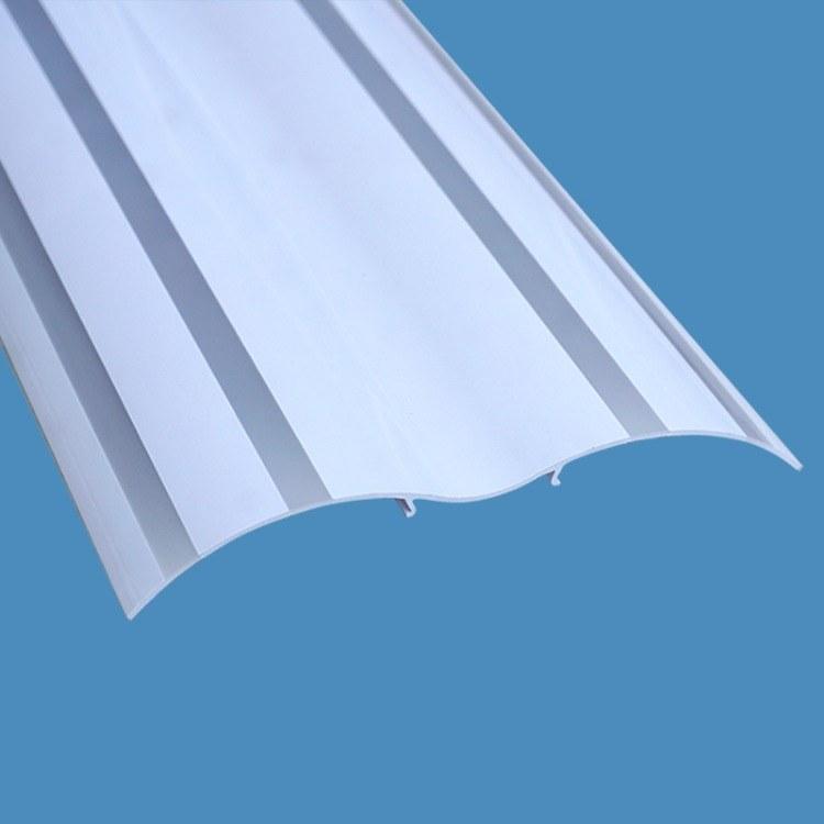 挤出制品 PMMA材质型材  异型材开模  加工联臻定制