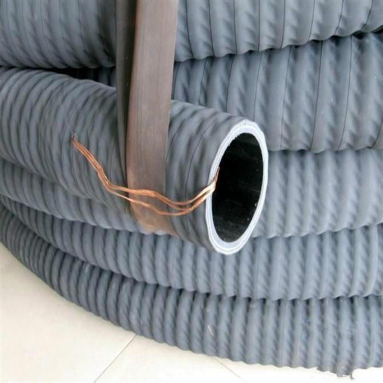 华北钢丝喷砂胶管煤矿胶管钢丝编织胶管
