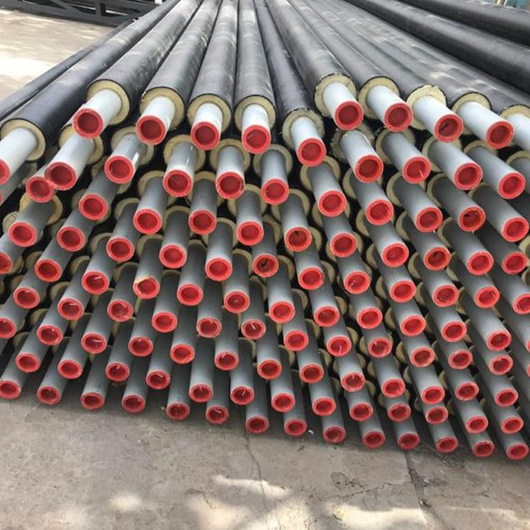 预制直埋保温管 聚氨酯直埋保温管 百汇通厂家批发预制直埋保温管