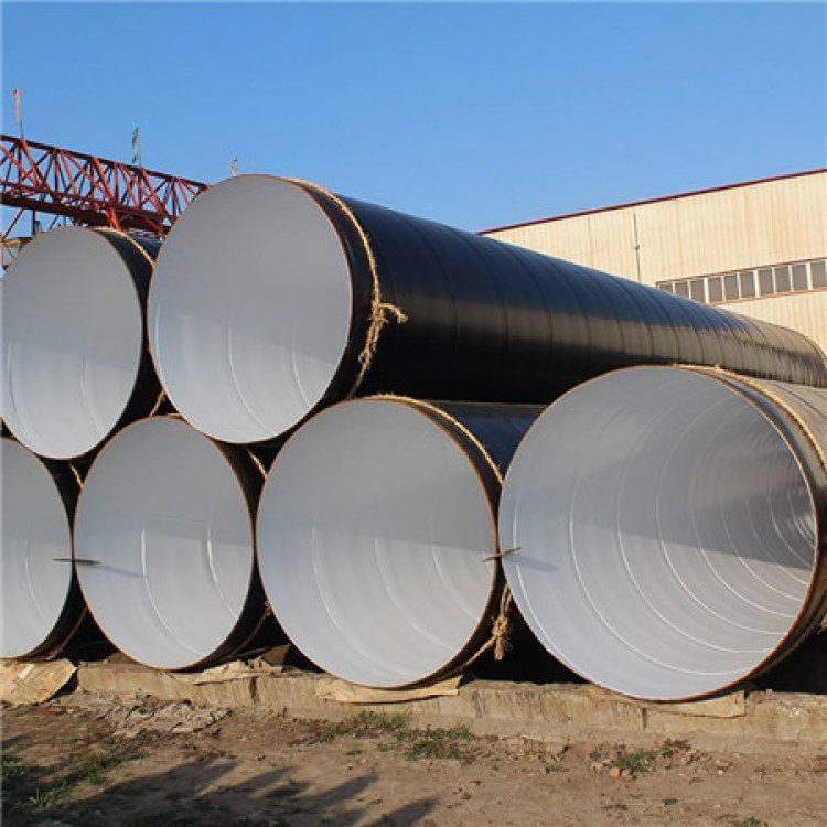 水泥砂浆内壁防腐钢管 加厚型环氧煤沥青防腐钢管厂家 昊都管道