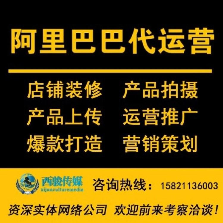 上海诚信通托管代运营公司-阿里巴巴网店代运营服务商-西骏传媒