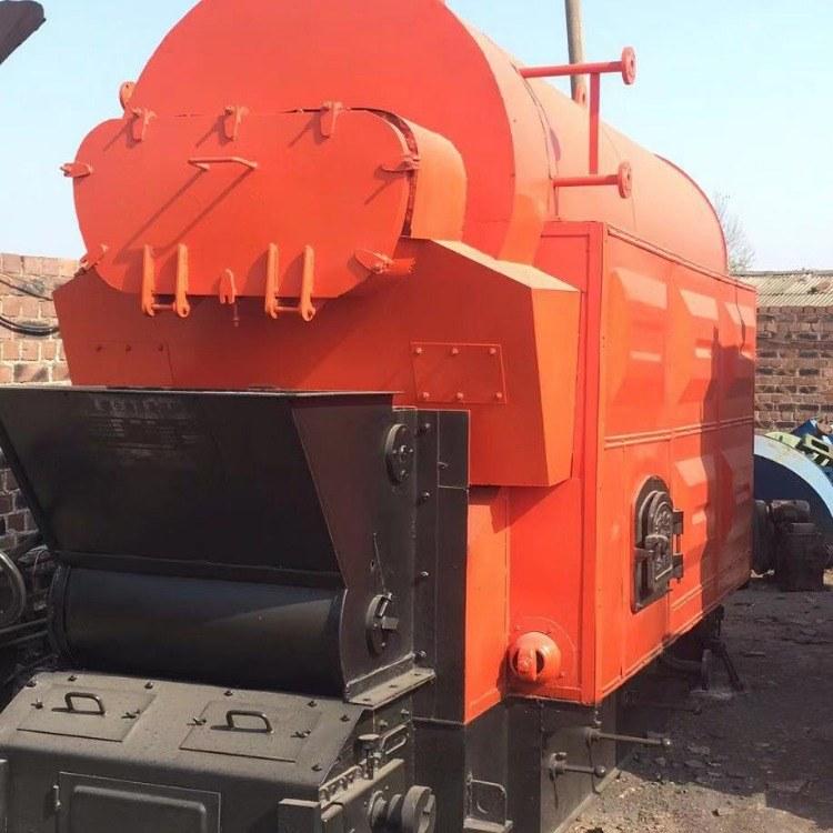 辽宁隆发供应1吨生物质蒸汽锅炉  小型二手锅炉回收 厂家直供