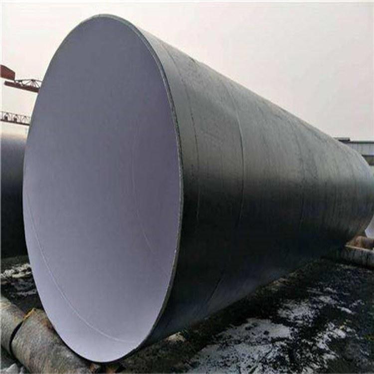 加强级3pe防腐钢管 普通级3pe防腐钢管 昊都管道实体厂家