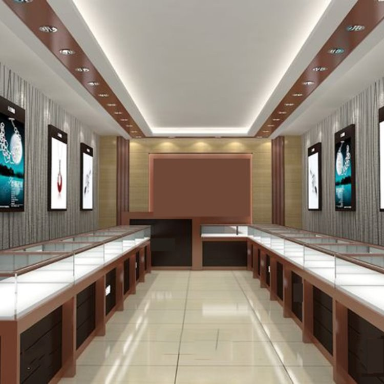 郑州钛镁合金展柜型材 亿普迪现货供应 钛合金展柜专业定做生产厂家