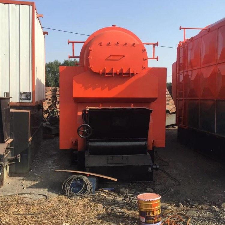 免费安装二手锅炉 二手6吨生物质蒸汽锅炉 隆发口碑商家
