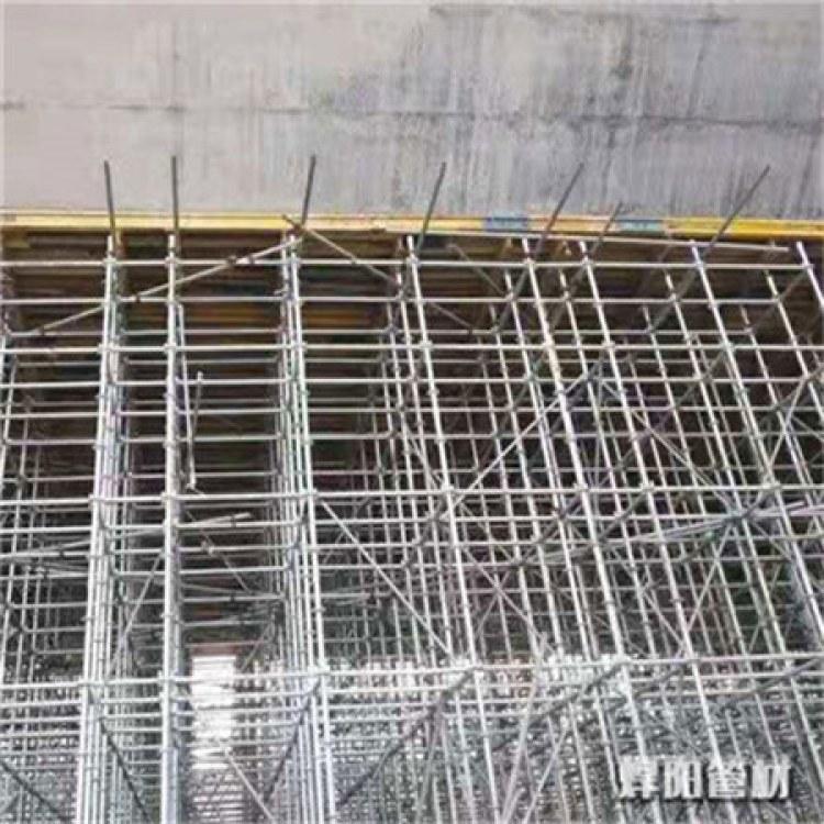 安徽销售各种规格快拆式脚手架厂家生产房建专用盘扣式钢管支架 快速发货