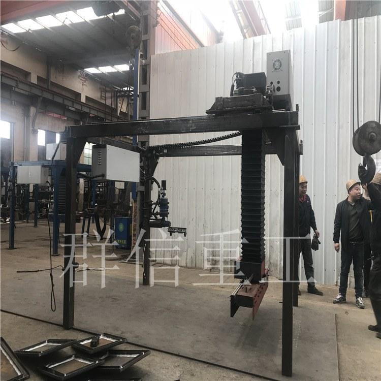 摞砖机械手 八孔盘机械手 定制码砖机
