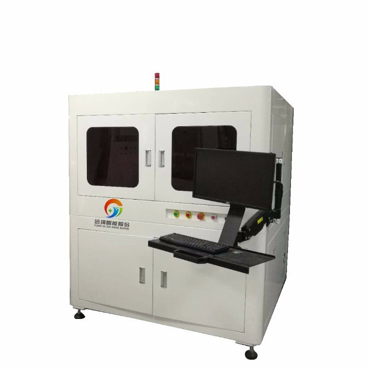 SMT全自動噴墨打印機FPC/PCB生產日期條形碼噴碼機 深圳遠琦智能科技